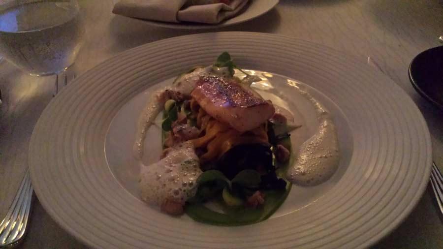 Caramelised-cod,asparagus,wild-mushrooms