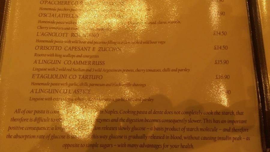Donna-margherita-menu