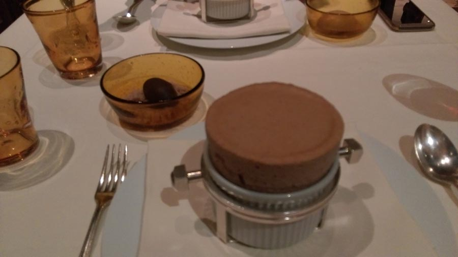 Choccolate Soufflés