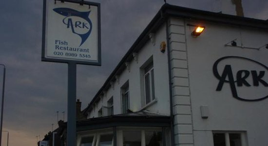 Ark Fish Restaurant South Woodford East London