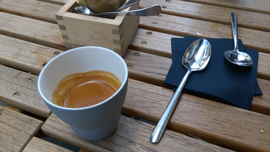 Italian Coffee expresso
