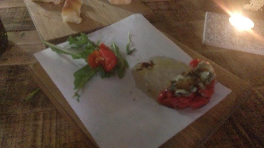 Steak Tartare with Gorgonzola