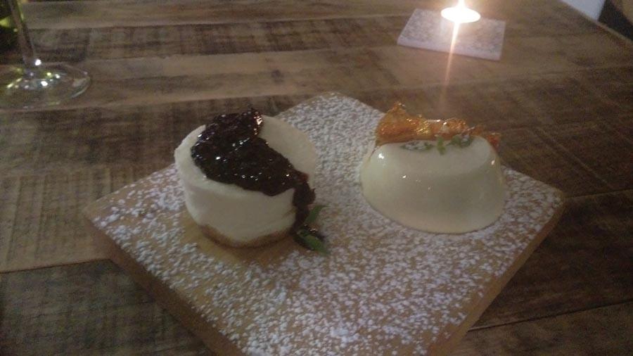 Desert Cheese cake