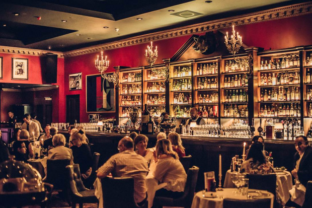 Boisdale Canary wharf cover picture