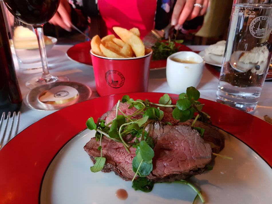 Boisdale Tenderloin Steak