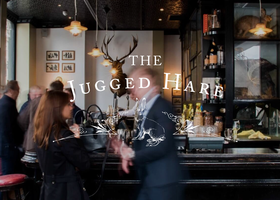 Jagged hare cover picture